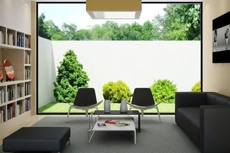 阳光客厅设计 享受阳光温馨