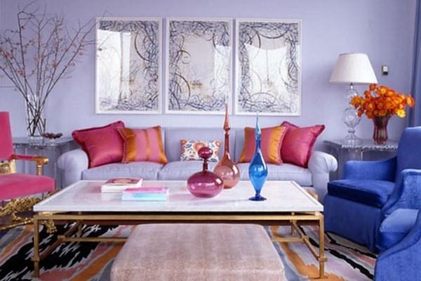 几款家居的简单配色方案