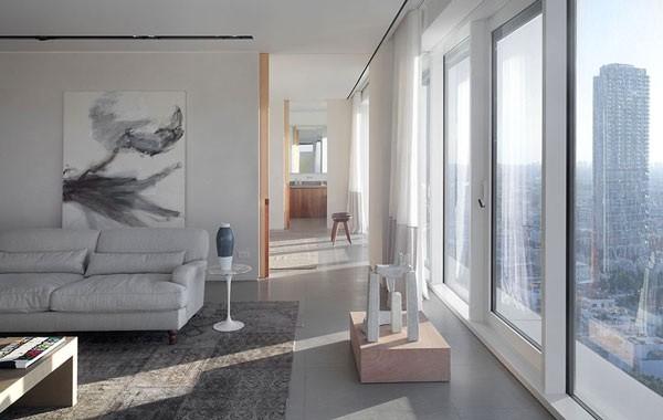 波西米亚风格的阳光公寓