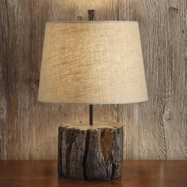 动手diy自己的木桩创意家饰