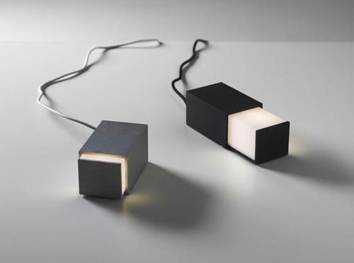 造型奇特设计精美的火柴盒灯具