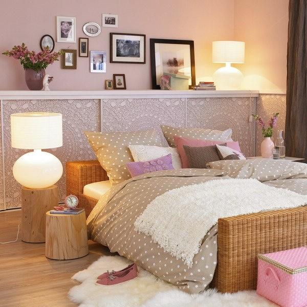 激发灵感的六款卧室床头设计
