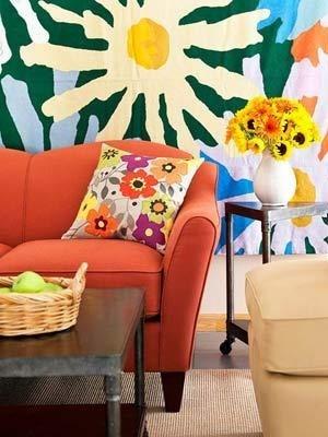 以儿童成长为主题的色彩公寓