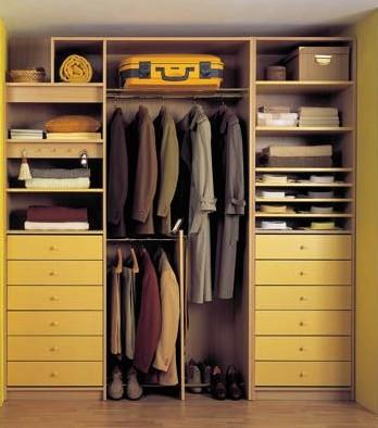 整体衣柜选购保养经 七个禁忌不能做