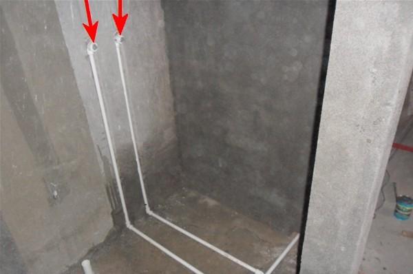 卫生间水管施工安装规范