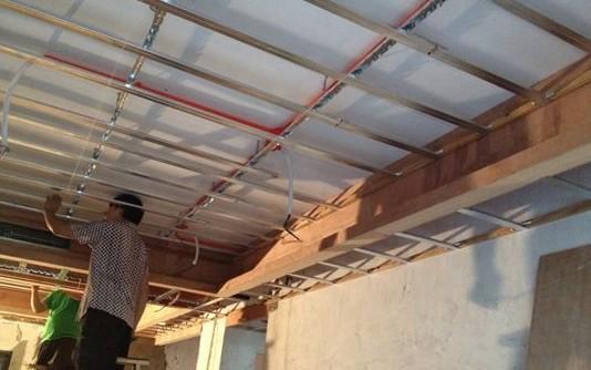怎样验收家装木工施工工程