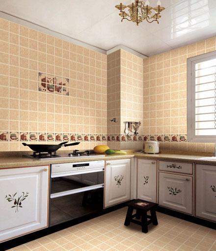 教你怎样选购厨房装修材料