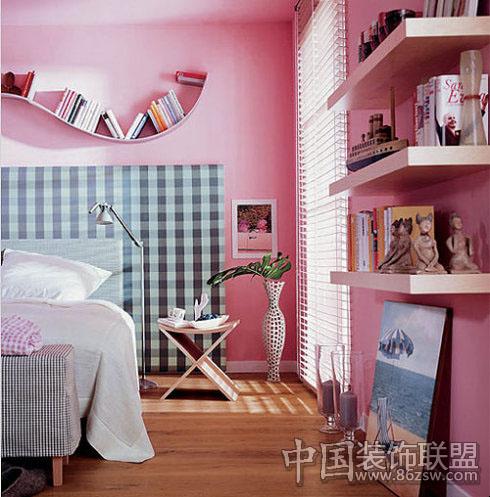墙上小家具,多姿多彩的搁物板