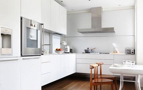 索菲思橱柜教你4个精彩案例,将小厨房收纳有序