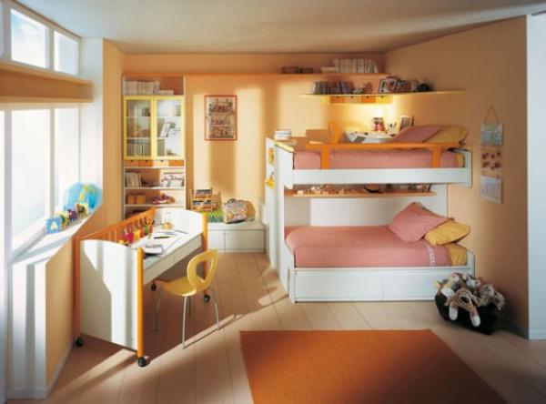 正确选购儿童房卧室门