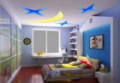 儿童房尽量不要铺瓷砖 或存在辐射超标