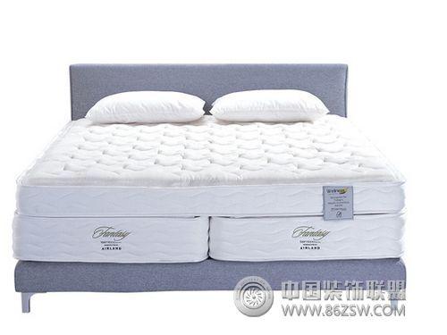 舒适床垫打造一夜精致睡眠