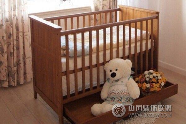 宝妈儿童房空间利用有妙招