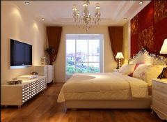 120平三居中式风格案例欣赏