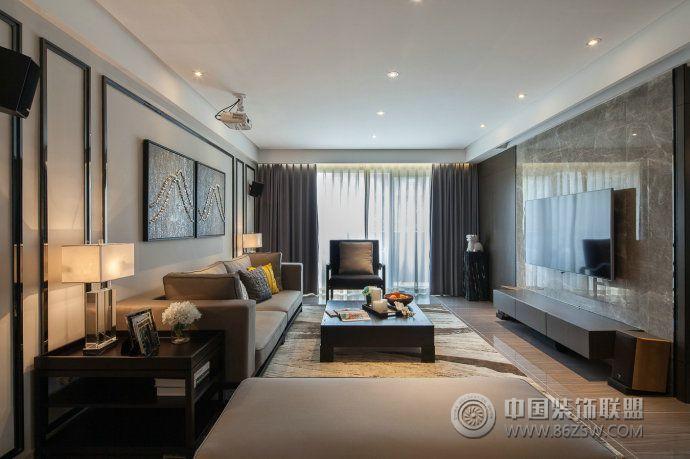 长方形客厅装修要注意四个风水搭配原则