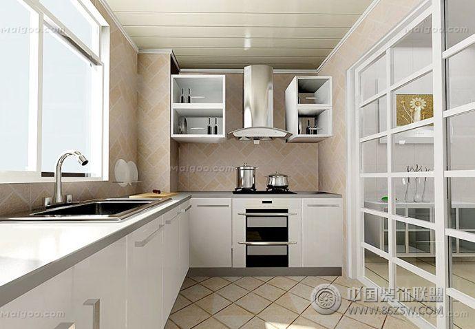 健康吉利的厨房要这样装修设计
