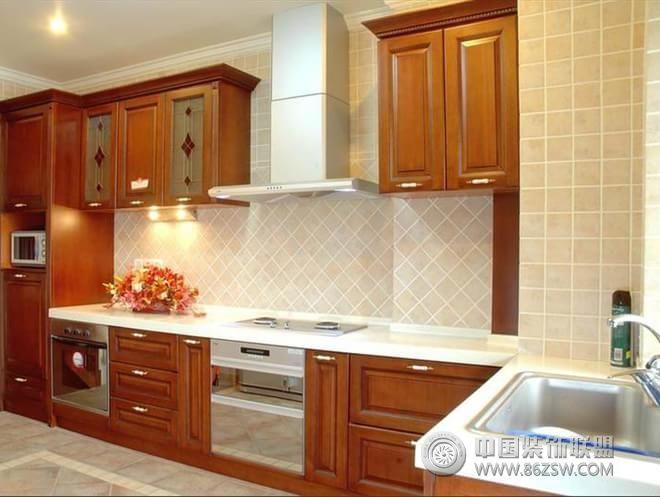 厨房橱柜颜色搭配设计和摆放的风水宜忌
