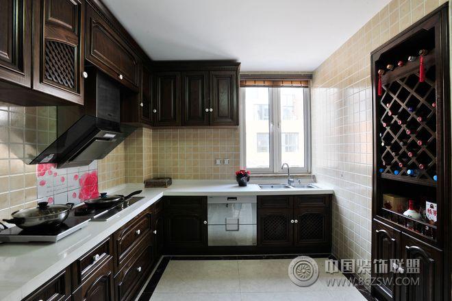 开放式厨房设计有四大风水注意事项
