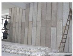 家装轻质隔墙板优点