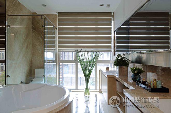 如何设计打造一个省钱省空间的卫浴间?