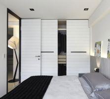 如何根据房型合理选择衣柜?