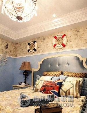 6款优雅舒适的美式风格卧室案例