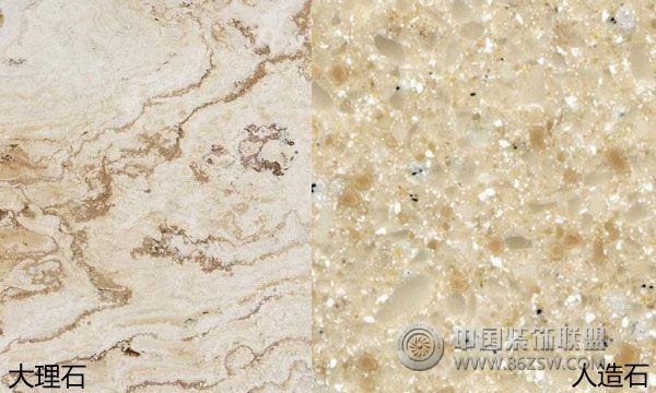 如何区分天然石与人造石?