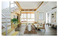 复式楼楼梯该如何设计安装?