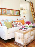 田园风格客厅 让家居四季如春
