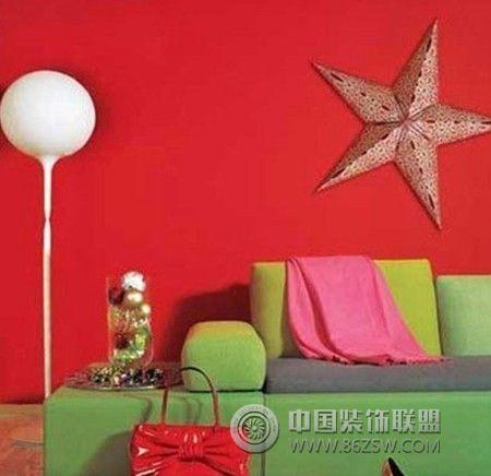 冬季家装首选 暖色调客厅设计