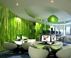 办公室装修设计必从细节至完美