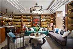 中式设计典范 上海270㎡别墅案例欣赏