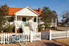 郁郁葱葱引人归 乡间小别墅庭院设计