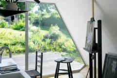 创意居家画室 实现一个艺术家的梦