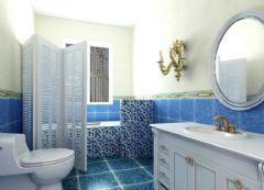 十款卫浴间设计案例与风水知识大全