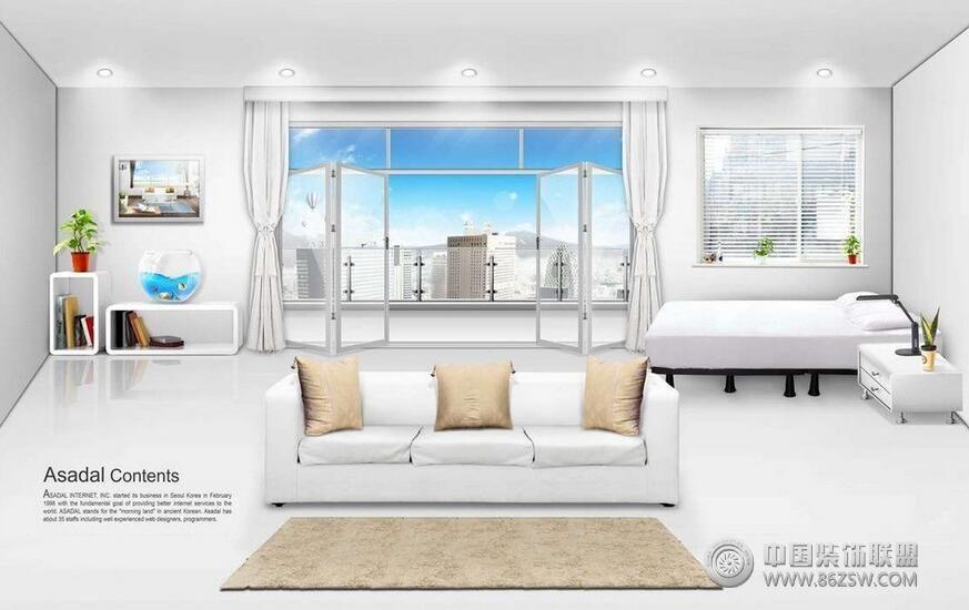 白色家具保养清洁小窍门
