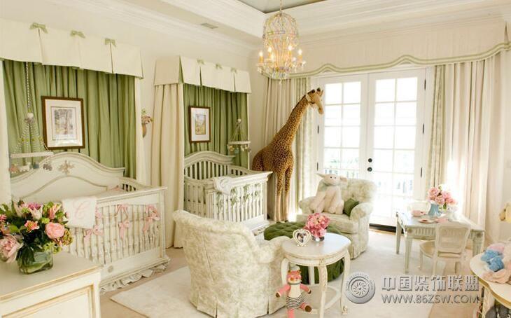2016专属于猴宝宝的八款婴儿房设计