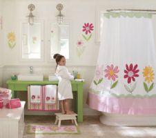 缤纷彩色儿童浴室设计 让孩子爱上洗澡