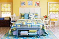 根据季节变化而变化的卧室设计方案