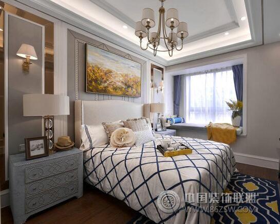 8款卧室飘窗设计经典案例欣赏