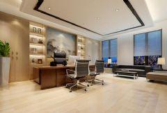 总经理办公室装修设计决定企业发展