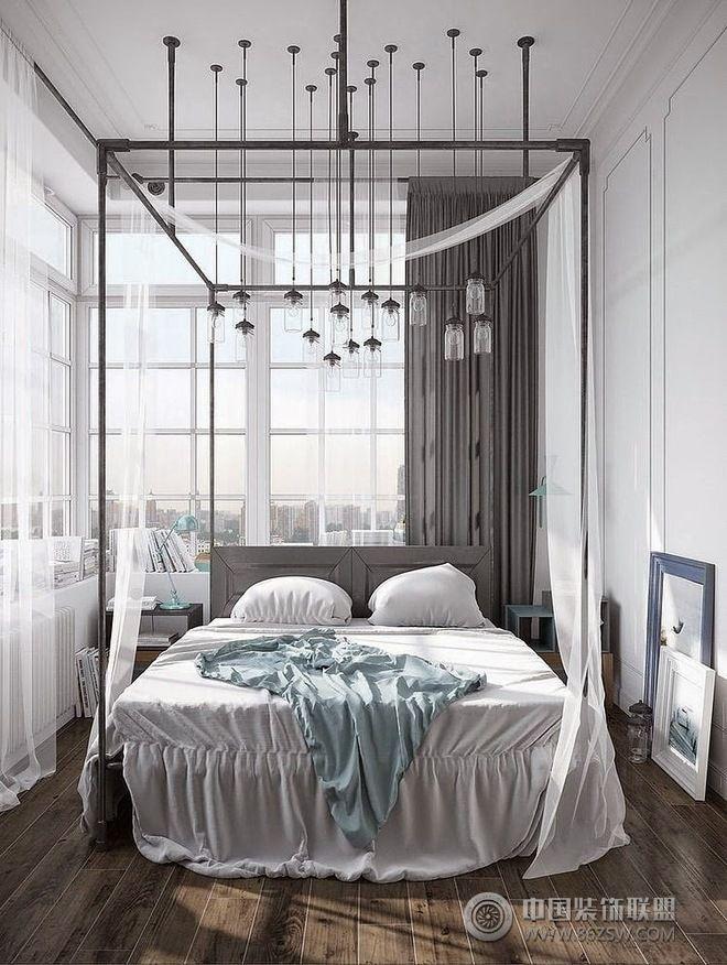 小面積臥室裝修的要領和配色方案