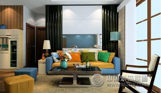 沙发背景墙价格浮动大 业主该如何选购?