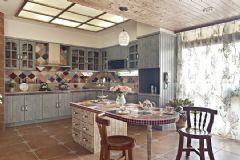 四款不同风格的开放式厨房 新式家居体验