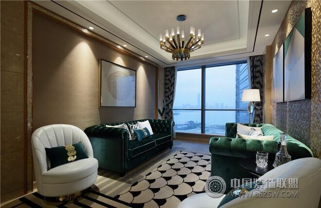 海归跨界珠宝设计师苏州江景房案例欣赏