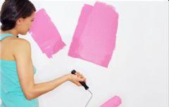 粉刷匠初学者也能刷出靓丽新家的秘方