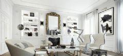 别墅软装搭配设计可改变整体视效