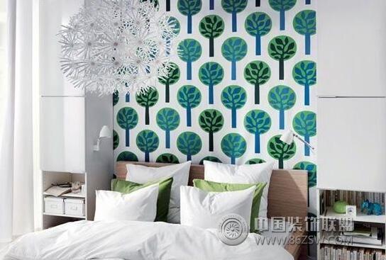 独特床头背景墙设计 颠覆你的卧室想象