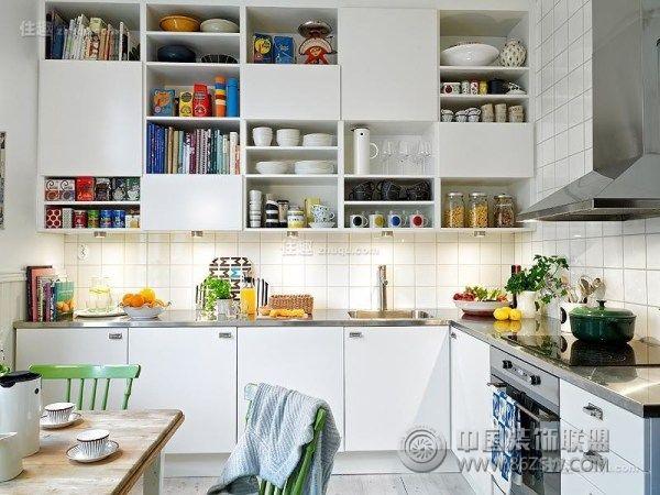 厨房强收纳 家庭主妇大解放!