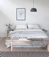 让家透着一股小清新 6款北欧卧室设计
